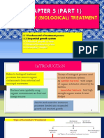 Chapter 5(Part 1) Secondary Treatment (Biological)
