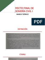 PROYECTO FINAL DE INGENIERÍA CIVIL I - SEMANA 09.pptx