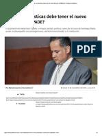 13-11-17 ¿Qué características debe tener el nuevo fiscal de la FEPADE_ _ Publimetro México