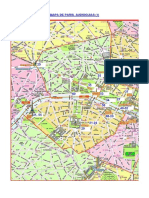 Mapa Audioguias de París