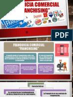 Franquicia Comercial