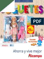 Catalogo Juguetes 2017 Nacional