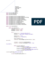 Conexion BD MySQL Leer Escribir Excel Java