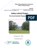 Valley Lateral Project Environmental Assessment