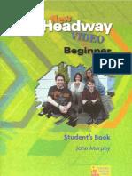 1 New Headway Video Beginner Student 39 s Book