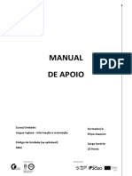 Manual Apoio3642