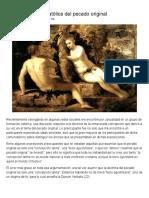 Sobre La Doctrina Católica Del Pecado Original-1