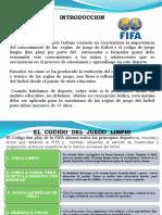 Fair Play y Reglas Del Futbol