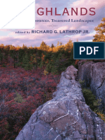 The Highlands Critical Resources and Teasured Landscapes