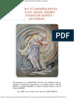 AHORA TÚ MOISÉS ESTÁS COMO EN AQUEL TIEMPO DEL ÉXODO DE EGIPTO. (EL ZÓHAR).pdf