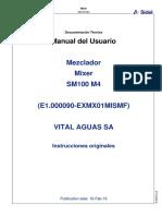 Carbonatador E1.000090 EXMX01MISMFu00spa