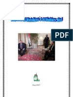 Report of Habilian's activities - 1