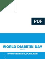 Women and Diabetes