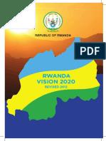 Rwanda Vision 2020