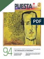 Francisco Miroquesada Pensamiento