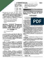 Modificación Del Reglamento SERUMS 2008 DS007-2008SA