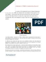 Memoires of a Member of PMOI's leadership Council