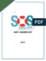 Aset- Answer Key