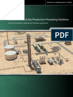 Cameron Onshore Oil and Gas Processing Brochure