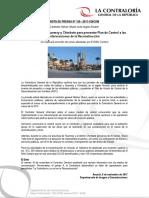 Contraloría visita Huarmey y Chimbote para presentar Plan de Control a las intervenciones de la Reconstrucción