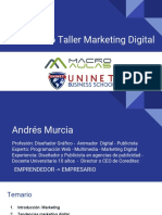 Seminario Taller Marketing Digital