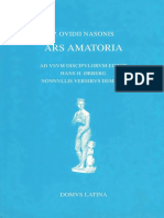 Hans H. Ørberg - Lingua Latina Per Se Illustrata, Ovidii Nasonis Ars Amatoria