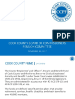 Cook County Pension Fund Pension Committee Presentation 2017.11.14