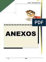 ANEXOS DE LA UNIDAD 3°  JUNIO - 2015