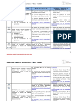 Plan de Clase - 2° básico - Matemática - Unidad 3