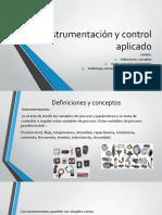 Instrumentación y Control Aplicado