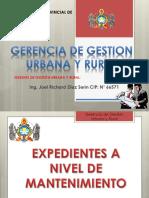 Gerencia de Gestion Urbana y Rural