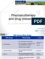 Rodon_Pharmacotherapy and Drug Interactions ESMO15 v.ppt