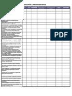 Formato de Auditoría a Proveedores 3a Man y Proc