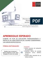 1. B - Procesos Evaluación y Motivo Consulta