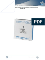 PAPEL FILTRO WHATMAN