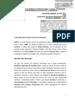 CAS. LAB. 15537-2015-LIMA, Si huelga es declarada ilegal después de iniciada, los días no laborados no se consideran inasistencia injustificada
