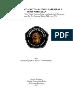 Audit Manajemen Bab 5