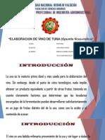 Diapositivas de Tuna