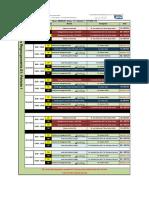 Planing Des Regroupements M2- MPQSE S1-2017-2018-V1