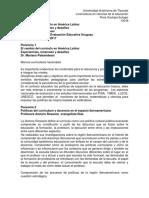 El cambio del currículo en América Latina.docx
