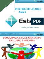 democracia, ética e cidadania.ppt