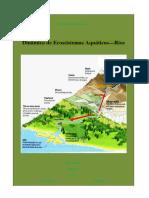 Dinâmica de Ecossistemas Aquáticos Rios