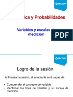s 2 Variables