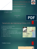Terremoto de  Haisheng 1985
