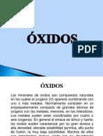 Diapositvas Óxidos, Hidróxidos, Haluros y Carbonatos 2014