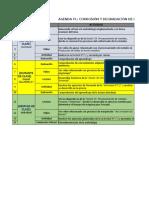 Agenda C13. Aula Invertida II
