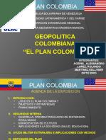 El Estado Colombiano y El Terrorismo