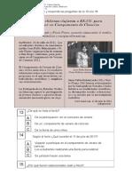 Guía Comprensión Lectora 15 de Nov. Texto Informativo Carta Receta Poema