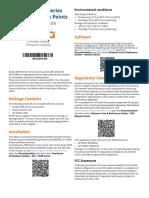 AP 203R Series Startup Guide