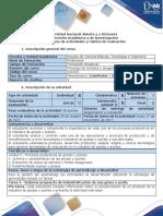 Guía de actividades y rúbrica de evaluación - Tarea 4 - Elaborar propuesta de industrialización de una grasa o aceite.pdf